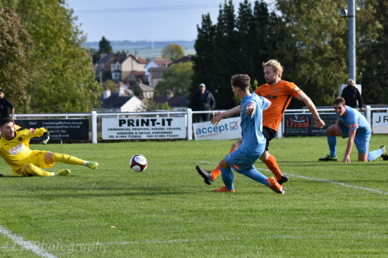Town Hall Dental - Brighouse Town FC Partnership