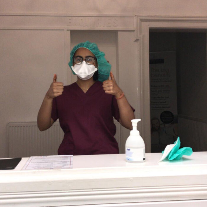Town Hall Dental's Covid Procedures