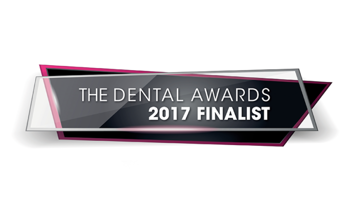 The Dental Awards 2017 - Finalist