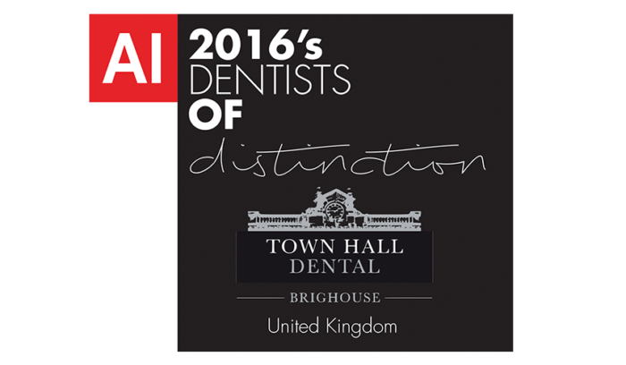 AI 2016's Dentist of Distinction - Town Hall Dental